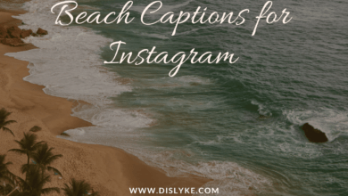 Photo of 70+ Beach Captions for Instagram