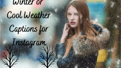 Photo of 500+ Weather Captions for Instagram – Snow & Rain in 2021