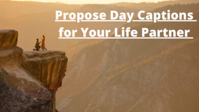 Photo of 200+ Propose Day Captions & Quotes for Your Life Partner