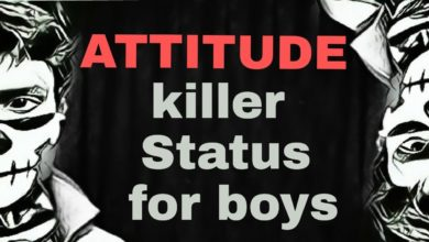 Photo of 1000+ FB Status for Boys on Attitude, Swag & Cute in 2021