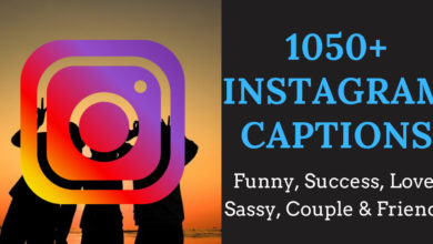 Photo of 999+ Best Instagram Captions of 2021 [Love, Funny & Cute]